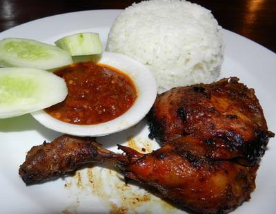 Ayam Bakar Ganthari