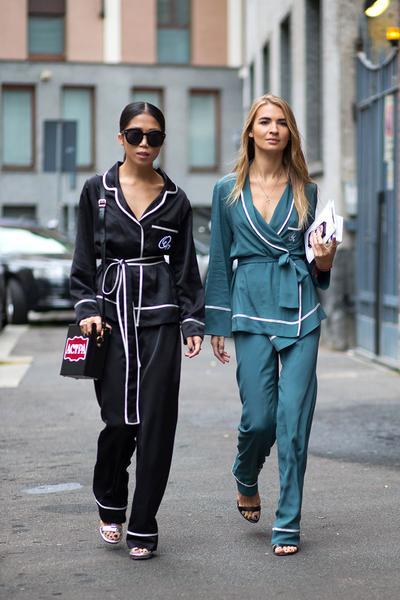 5. Pajama Style
