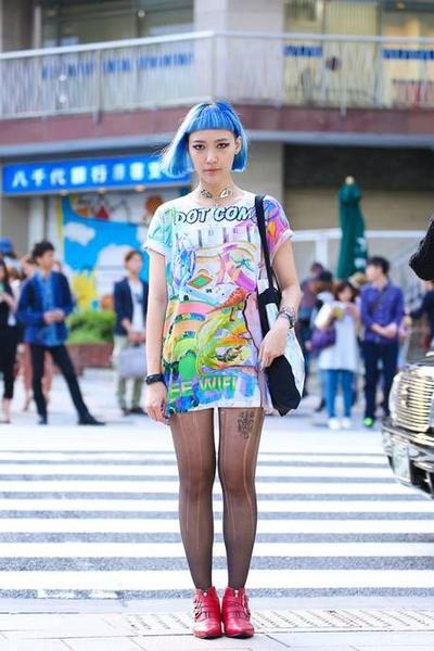 4. T-Shirt dress