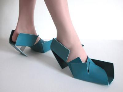 6 Sepatu Wanita Paling Unik yang Akan Membuatmu Heran