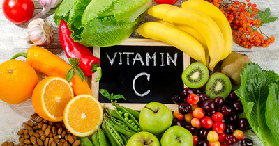 2. Makanan Kaya Vitamin C