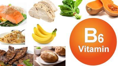 4. Makanan Kaya Vitamin B6