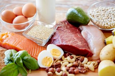 2. Protein Perbaiki Jaringan Tubuh
