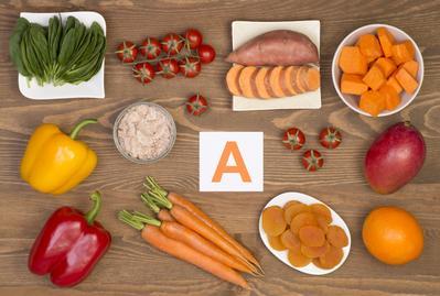 3. Vitamin A Mempertahankan Tulang Sehat