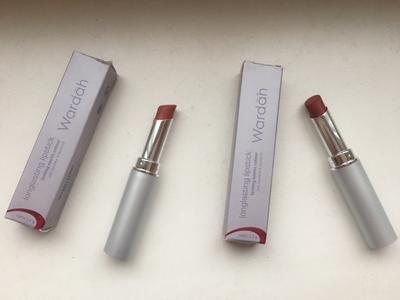 4. Wardah Long Lasting Lipstick