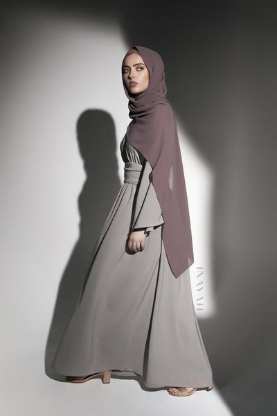 Hijab Syar'i Minimalis