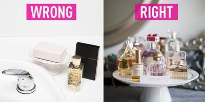 Ladies, Ketahui 4 Cara Paling Tepat dalam Menyimpan Parfum, Yuk!