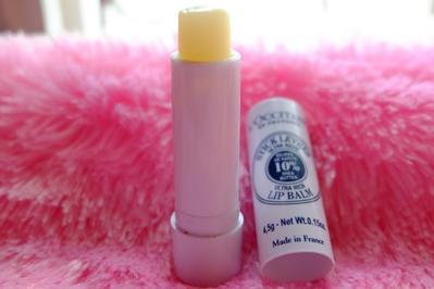 L'Occitane Shea Butter Lip Balm untuk Bibir Sehat yang Lembap Tanpa Kilap
