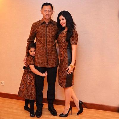 1. Anissa Pohan and Family