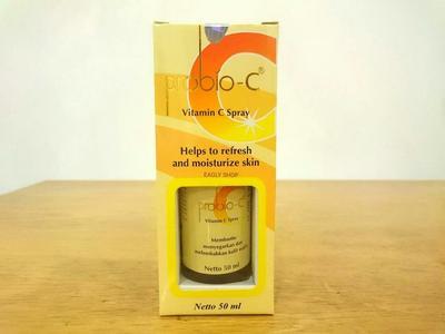 Probio C High Potency 10% Vitamin C, Serum Murah yang Ampuh Mengatasi Kulit Kusam