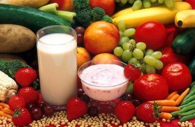 3. Menjaga Asupan Makanan
