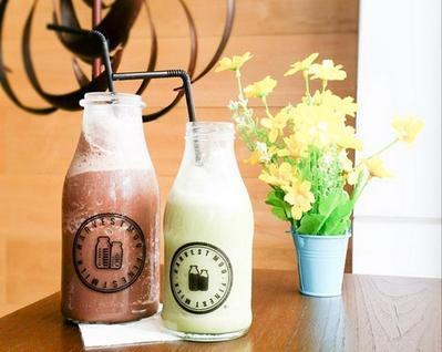 4 Kafe Minuman Susu yang Unik Ini Harus Banget Kamu Kunjungi! Penasaran?