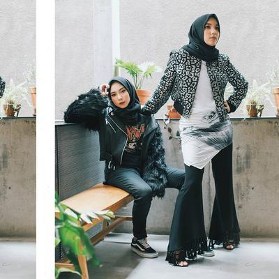 3. Jane Yarisa Nasution dan Jenahara Nasution