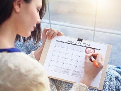 Pengamatan dan Pencatatan Siklus Menstruasi yang Cermat
