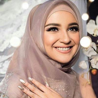 Tips Memakai Hijab Organza