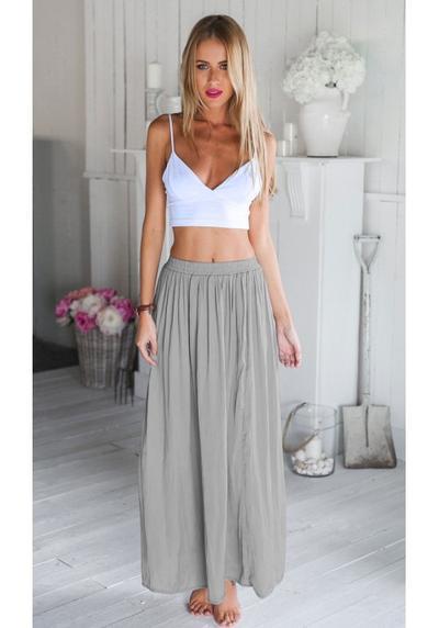 Bralette & Maxi Skirt