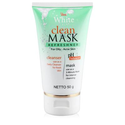 Viva Clean and Mask Refreshner For Oily-Acne Skin