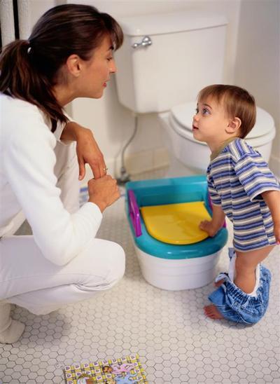 Kenalkan Fungsi Toilet Pada Anak