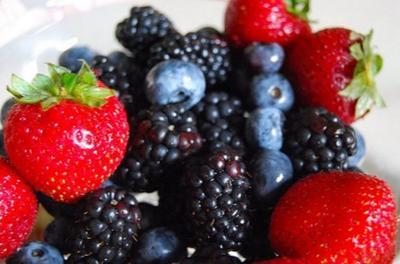 5. Buah Berry