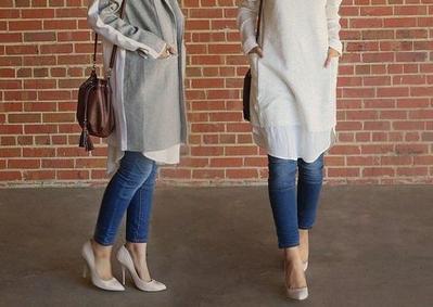 Hijabers, Ini Dia 4 Tips Cerdas Padu Padan Outfit dengan Celana Jeans