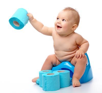 Bayi Akan Lebih Sering Poop Karena MPASI