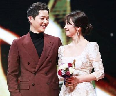 Ternyata Ini yang Membuat Song Hye Kyo Bertekuk Lutut dengan Song Joong Ki