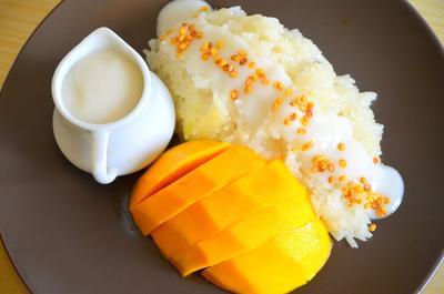 Wow, Dessert Khas Thailand Ini Dijamin Enak Banget di Lidah!
