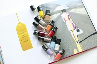 Maybelline Color Show Nail Polish, Kutek Murah dengan 30 Warna yang Super Pigmented
