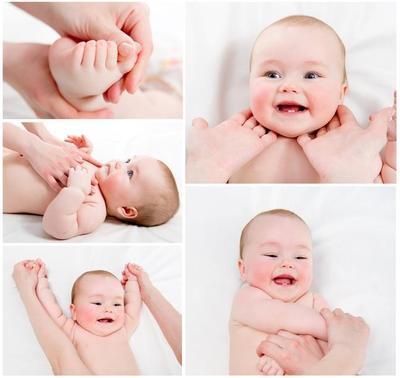 Memijat Bayi