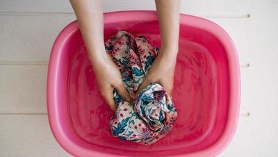 2. Cuci Setelah Dipakai