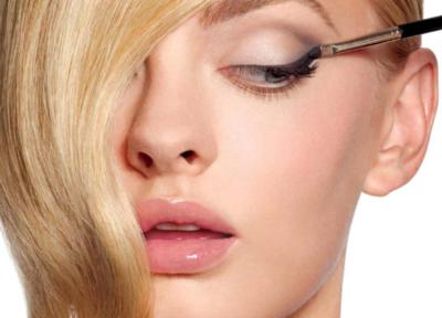 Menggunakan Eyeliner
