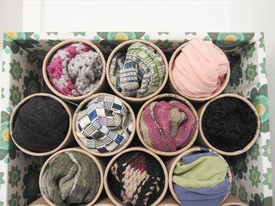 Ini Dia 4 Tips dan Trik Paling Mudah Melipat Hijab Agar Tak Mudah Kusut