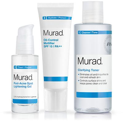 1. Murad Post-Acne Spot Lightening Gel