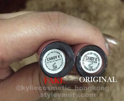Kenali Kylie Lip Kit Palsu Melalui Aplikator dan Label Warna