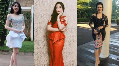 Tampil Elegan dan Mempesona, Yuk Contek Model Kebaya Selebriti Tanah Air Ini