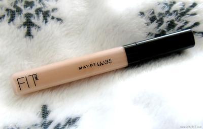 Maybelline Fit Me! Concealer, Concealer Drugstore dengan Kualitas High End