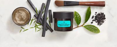 Dapatkan Kulit Wajah yang Bersinar dengan The Body Shop Himalayan Purifying Glow Mask!