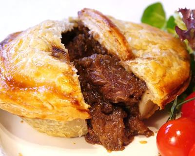 English Wagyu Beef Pie
