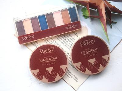 1. Sariayu Color Trend 2016 Eye Shadow Kit
