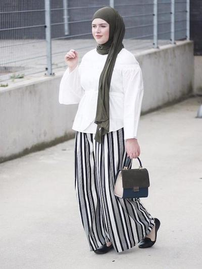 4. Match Blouse and Pants
