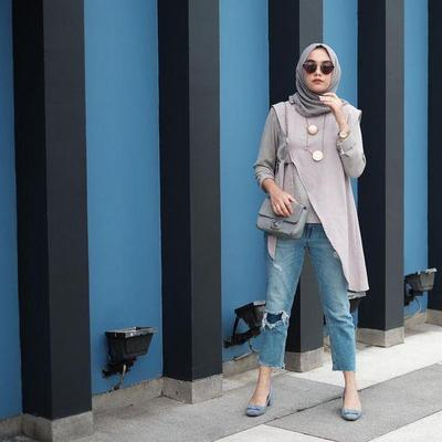 Jangan Salah Pilih! Ini Model Pakaian yang Pas untuk Hijabers Bertubuh Gemuk