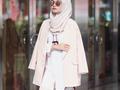 Hijabers, 5 Tutorial Hijab Ini Bisa Bikin Si Gemuk Tampak Langsing Lho!