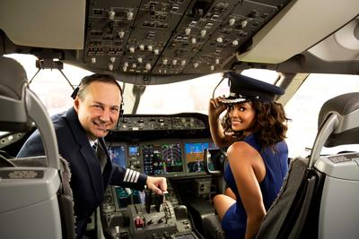 Berdoa dan Percaya Pada Pilot