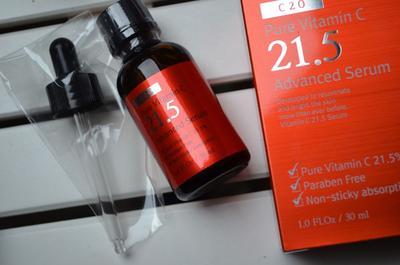 Mencari Skin Care Korea Terbaik? Coba Ost C 21.5 Pure Vitamin C Advanced Serum Saja!