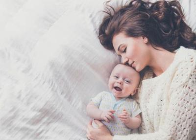 3. Stamina Lebih Baik saat Menjadi Ibu