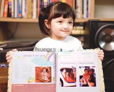 4 Anak Artis Indonesia Paling Terkenal dan Super Menggemaskan, Kamu Suka yang Mana?