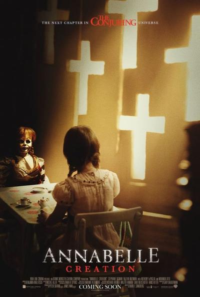 2. Annabelle: Creation Meraih Nilai Sempurna dari Rotten Tomatoes