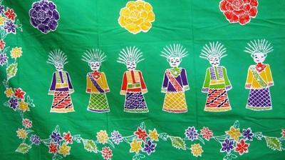 Choose a Unique Motives of Batik!