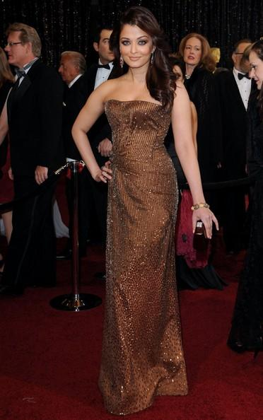 3. Sparkling Gown