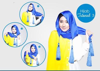 3. Hijab Fringe
